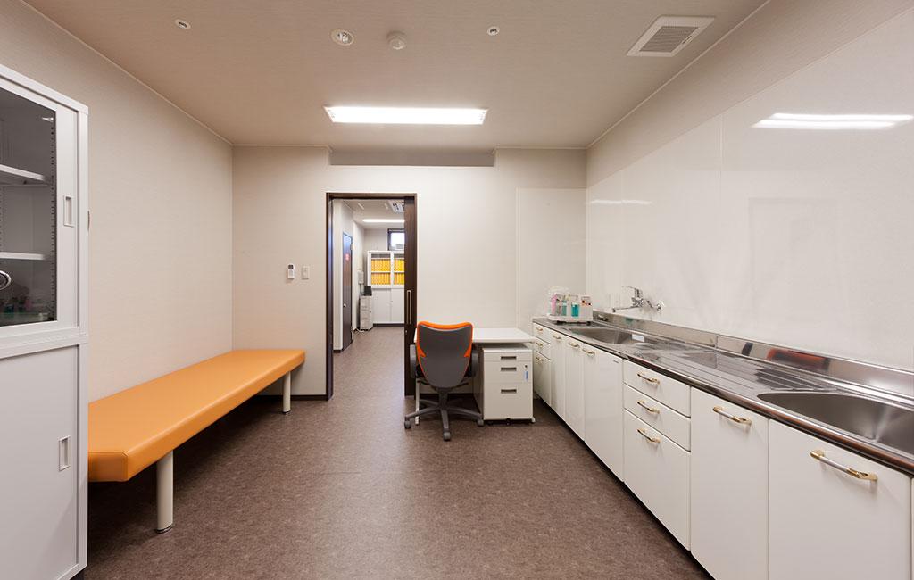 グランフォレスト方上 医務室